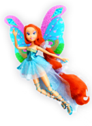 Bloom Harmonix Power Doll