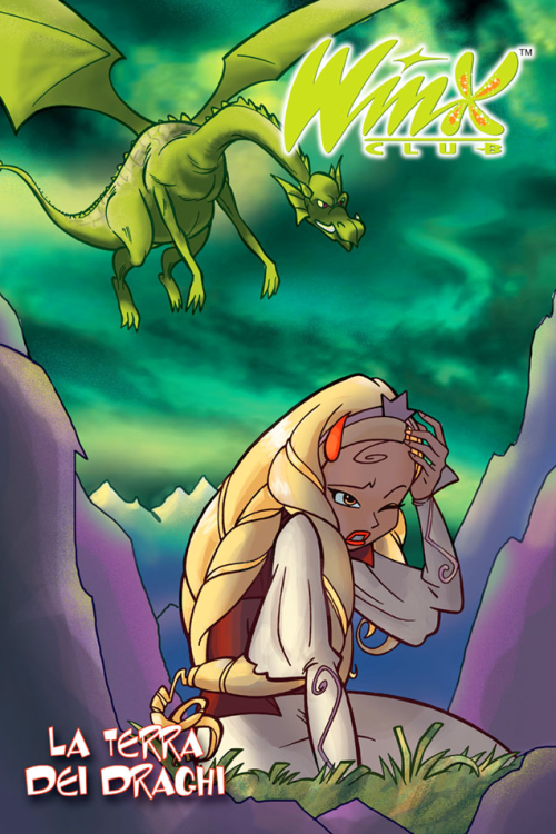 Issue 15: Dragon's Land