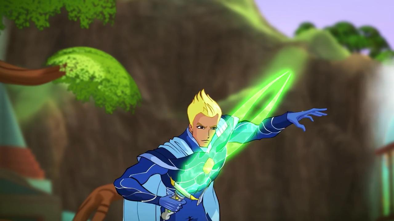 Roy's Sword