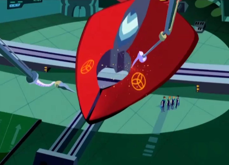 Red Fountain Aircraft (Season 1)