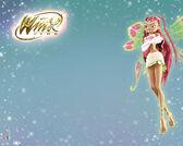 Winx Club ESRP Aisha Enchantix 3D Wall