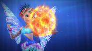 Dancing flame 526