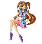 Flora gardenia fairy couture winx club by ineswinxeditions-d8hwizr