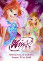 Winx Club Season 7 Promotional Poster 2