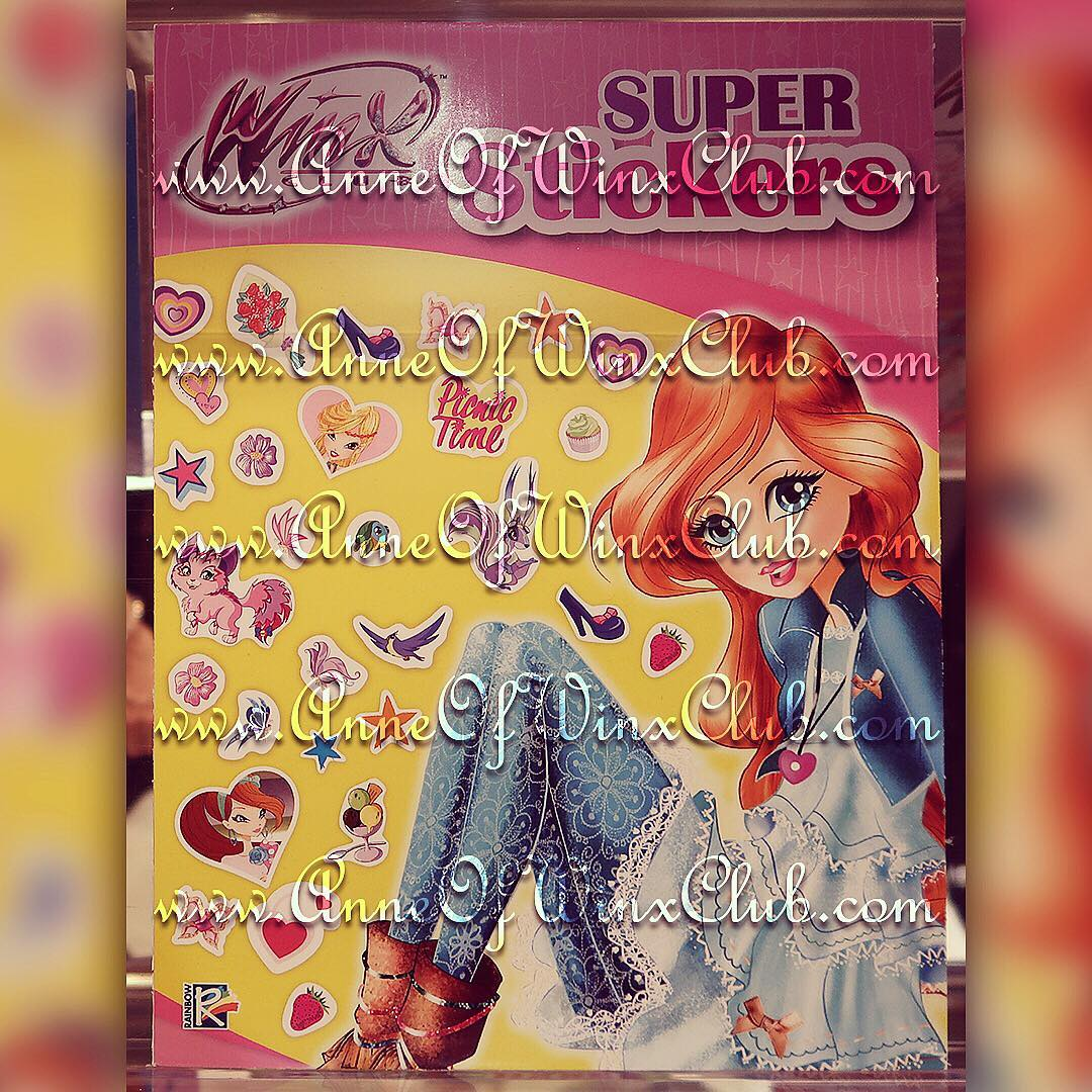 Super Stickers