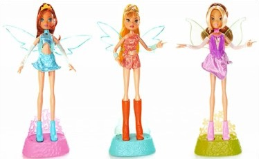 Winx Club Flutter Magic