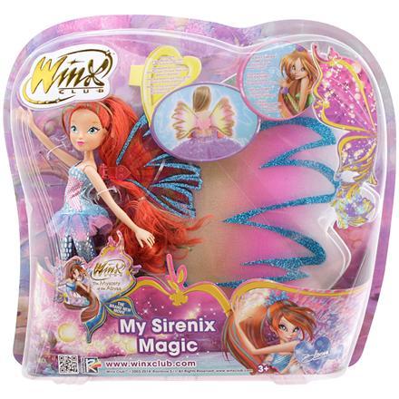 My Sirenix Magic
