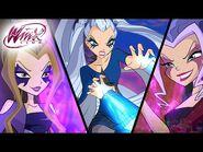 Winx Club - All Trix Transformations