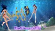 Winx Na Koncercie - Raj jest uśmiechem