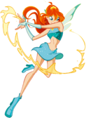 Winx Club Bloom Magic Winx pose16