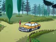 Taxi in Gardenia Park