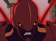 Darkar angry