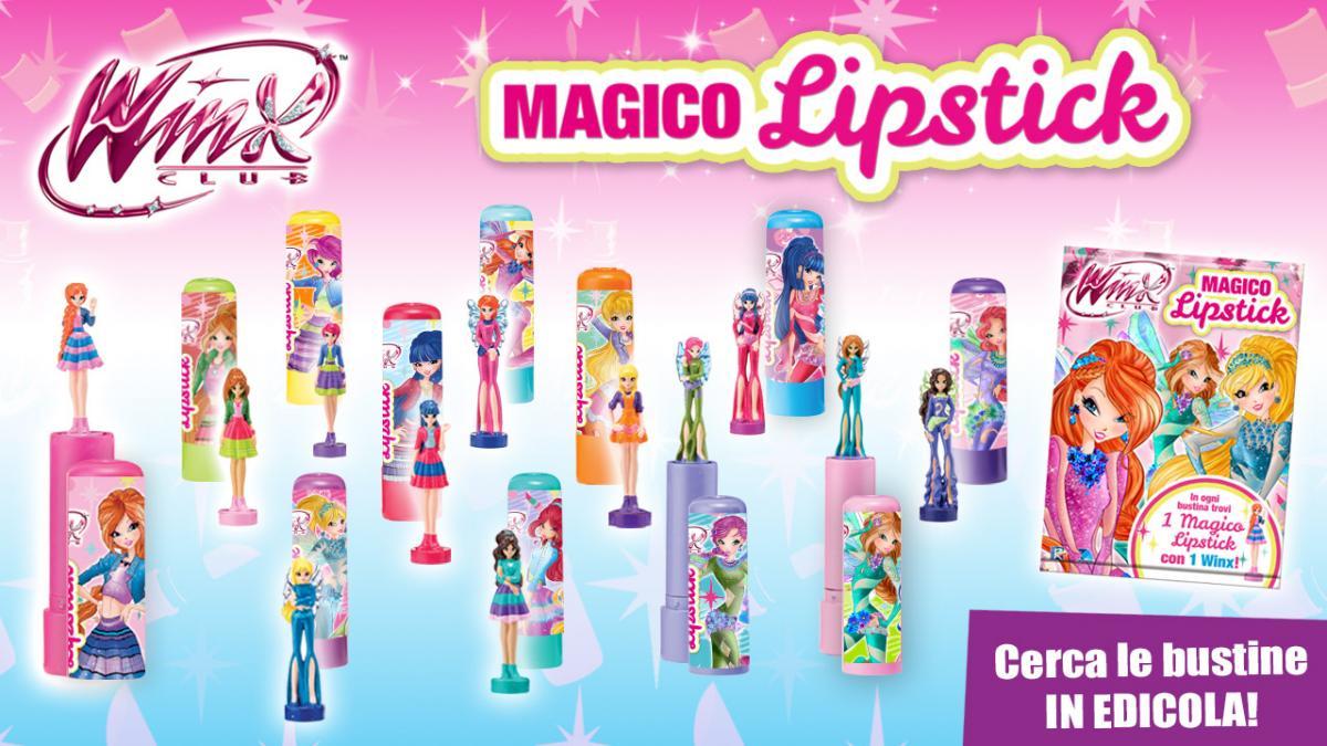 Winx Magic Lipstick