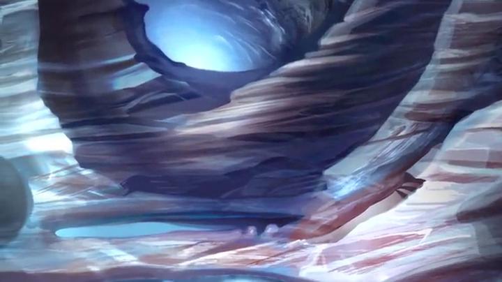 Cueva Bajo Mundo