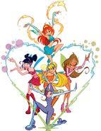 Winx heart