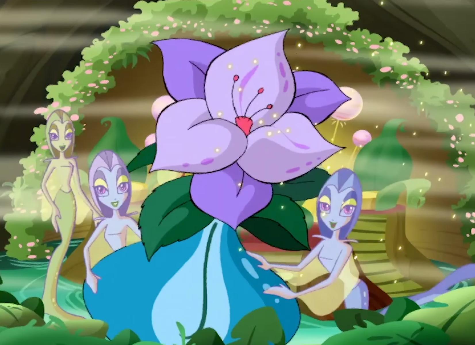Cheerful Gladiolus