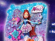 Winx Club Sirenix Bubble Magic Bloom Fairy Doll Witty Toys