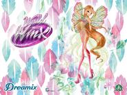 Flora Dreamix Wallpaper - GC