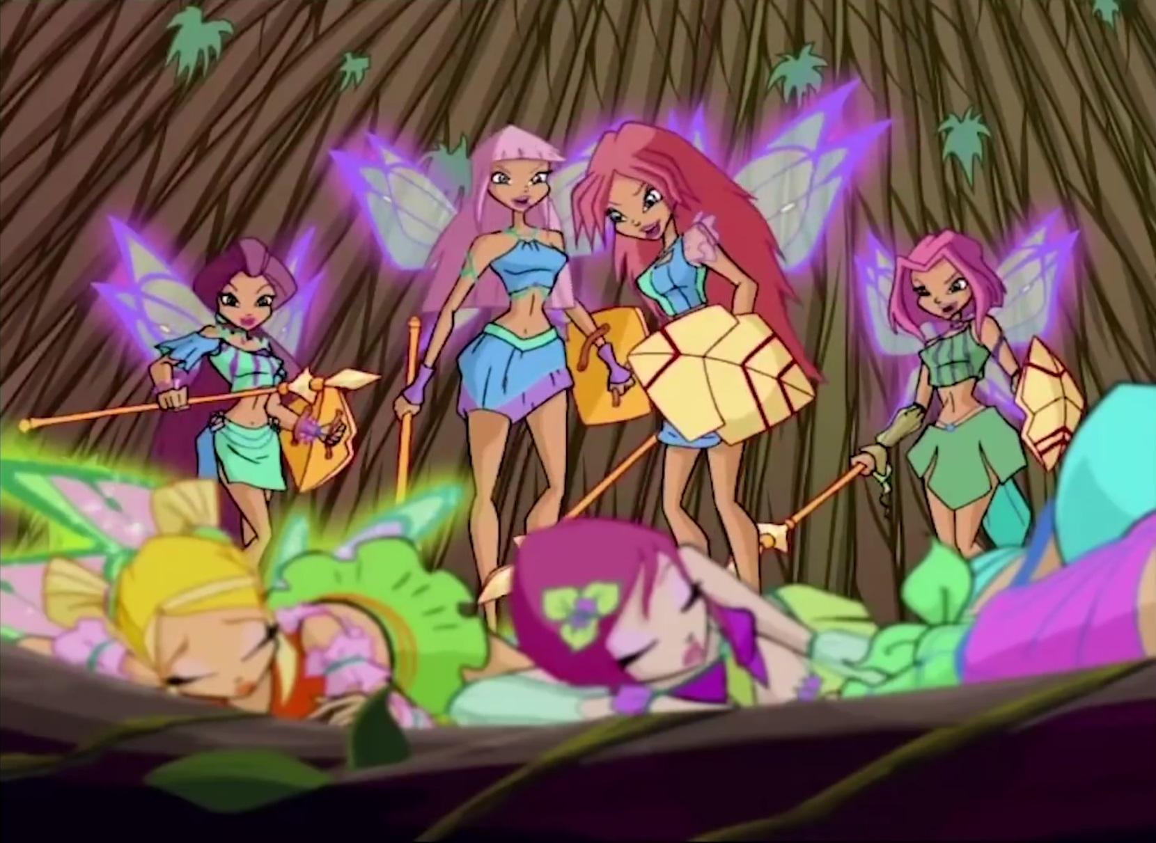 Amazon Fairies