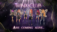 The Winx Club Fairies Are Coming Alive