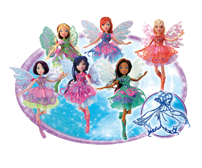Butterflix Fairy Winx Club Wiki Fandom