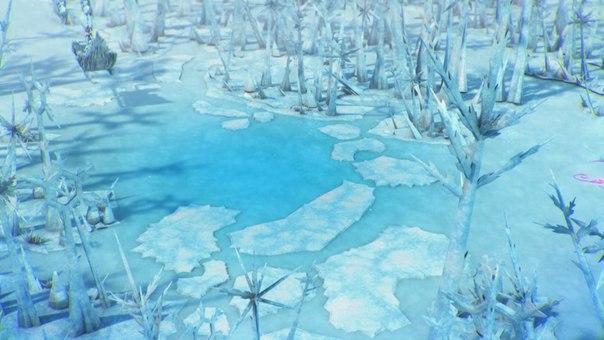 Bosque Nevado
