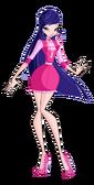 Winx musa retro alfea casual by enchantingunixfairy-d8zm7jq