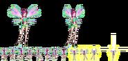 Magic of believix - sprites - winx Roxy