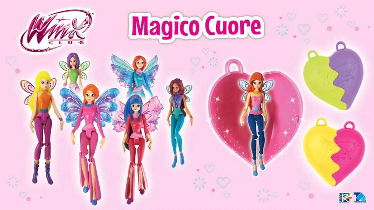 Winx Magic Heart