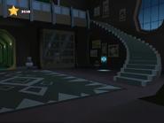 Alfea Stairs at Night Winx Club Game