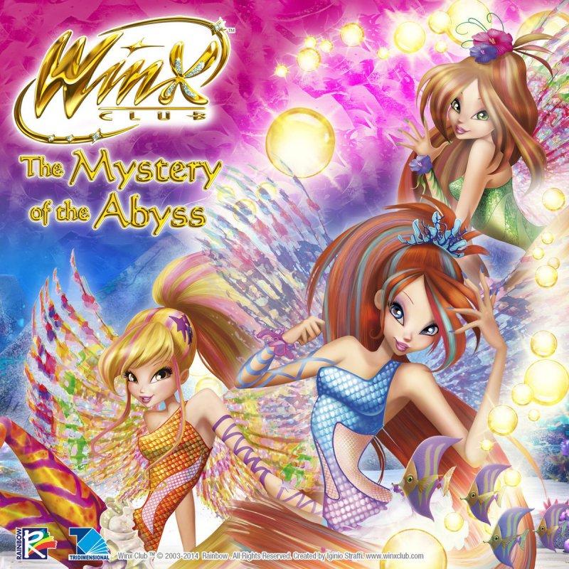 Winx Club: El Misterio del Abismo (álbum)
