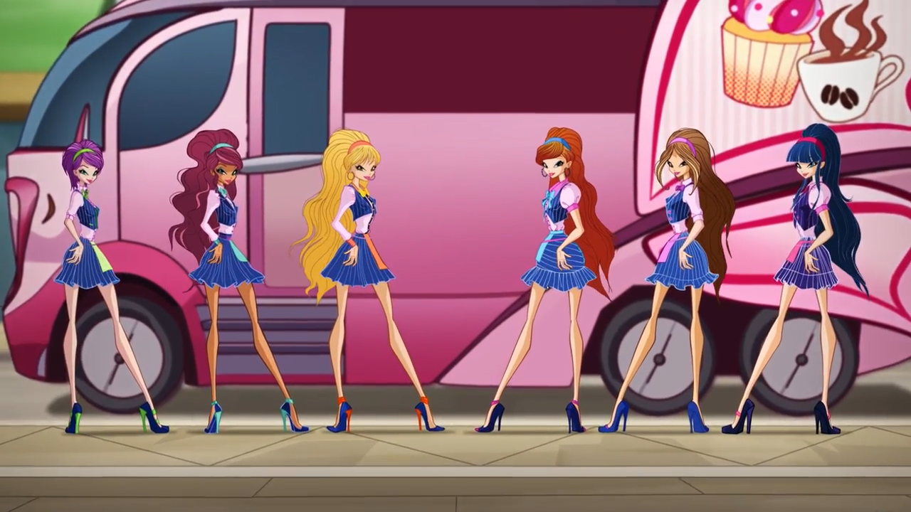 The World of Winx (Song)