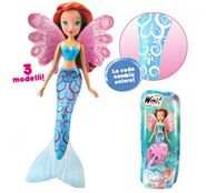 Fairy Mermaid Bloom Prototype