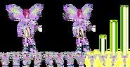 Magic of believix - sprites - winx Tecna