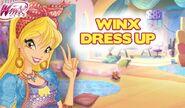 Winx Club Game - Winx Dress Up