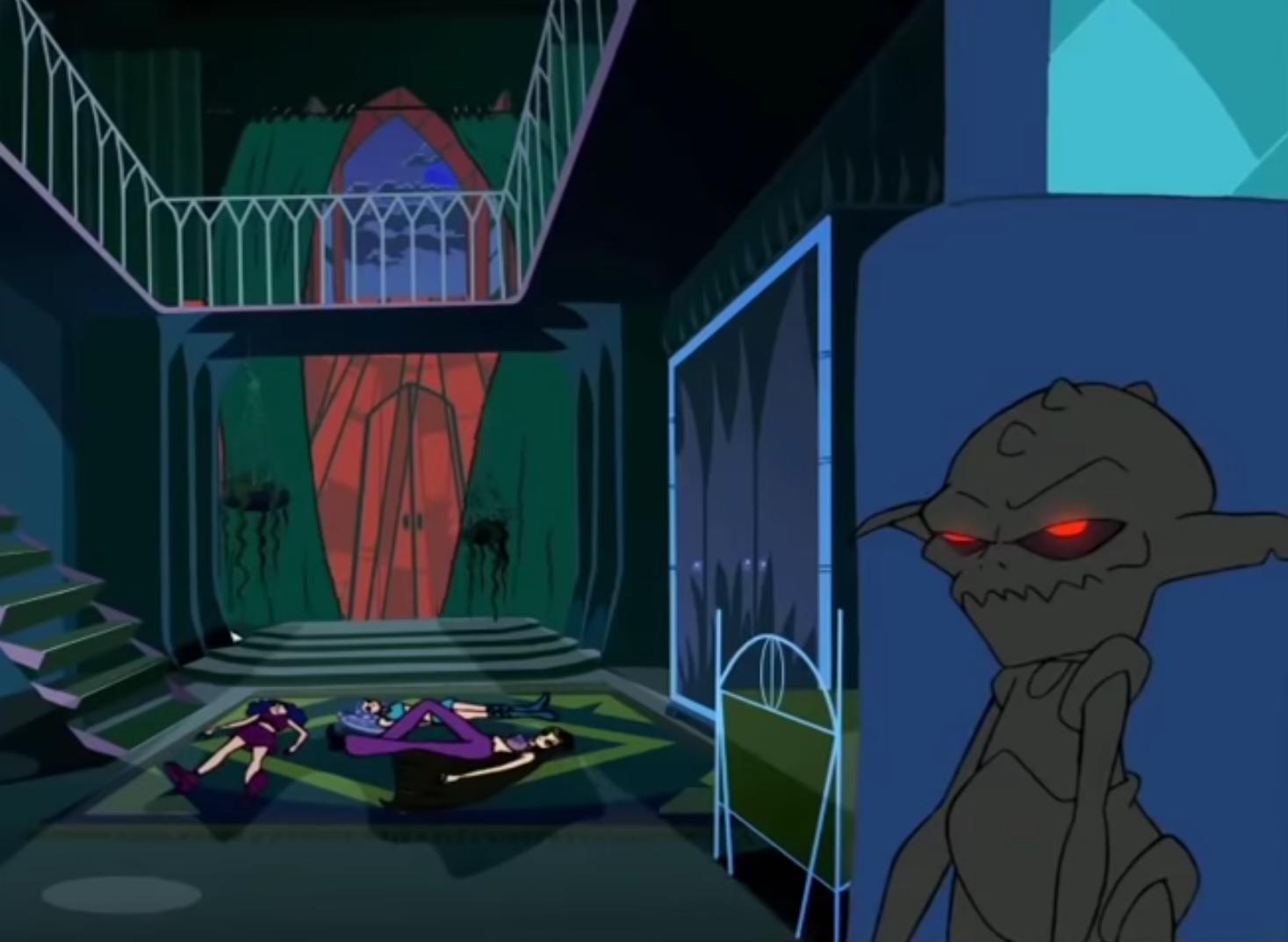 Nightmare Gargoyle