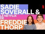 Le Netflix de… Sadie Soverall et Freddie Thorp - Destin - La saga Winx - Netflix France