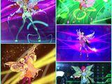 Bloomix, El Poder del Dragón