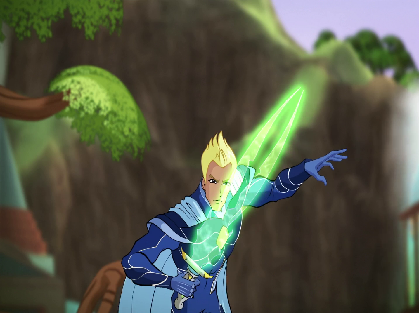 Espada de Roy