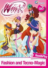 Winx - Fashion and Tecno-Magic
