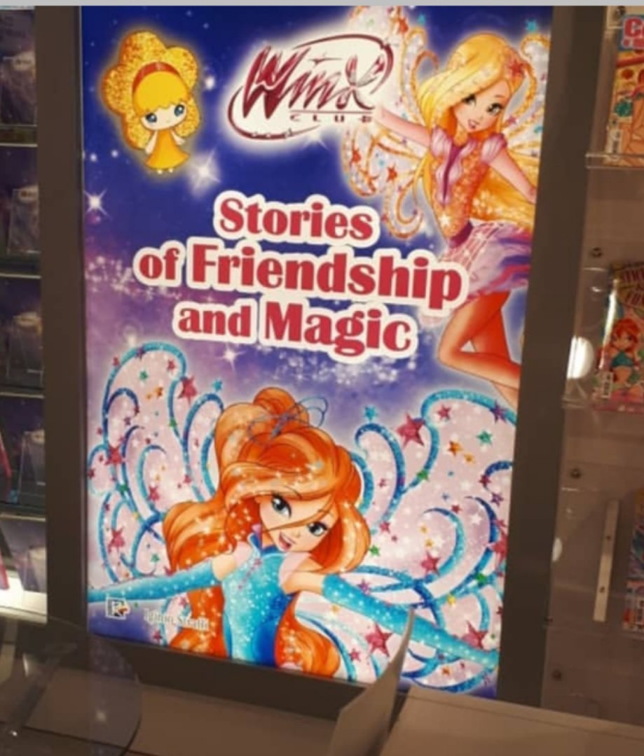 Stories of Friendship and Magic