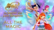 Winx Club - All The Magic (Audio)