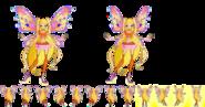 Magic of believix - sprites - winx Stella