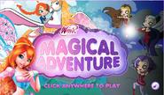 Magical Adventure game