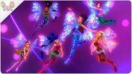 Winx Club - Sirenix 3d Full Transformation FHD