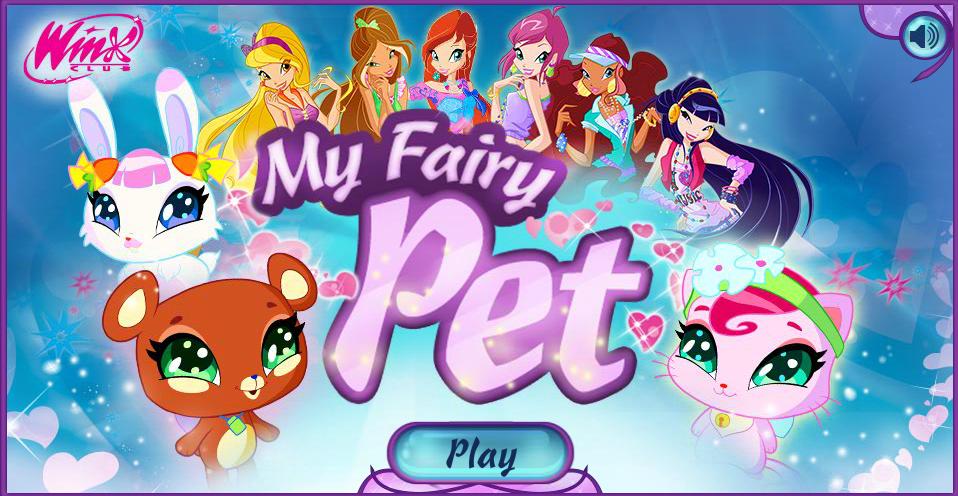 My Fairy Pet