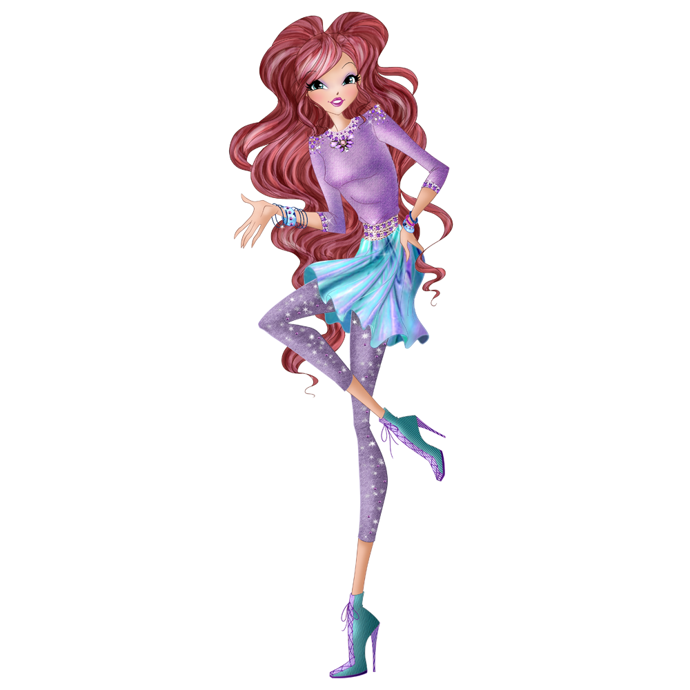 List of Aisha's Outfits/World of Winx
