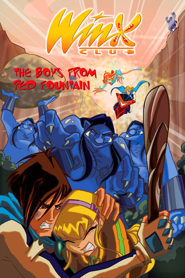Issue 3: The Boys from Red Fountain