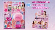 Winx Magic Travel + WCM 150
