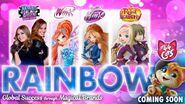 Rainbow Magical Brands - 2018